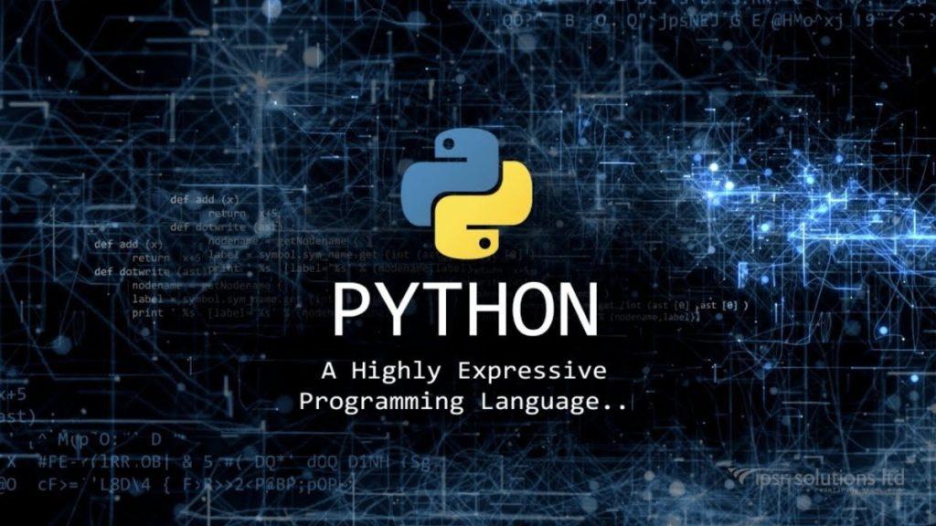 expressive python